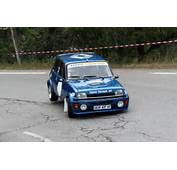 All Photos Of The Renault 5 Alpine Turbo On This Page Are Represented