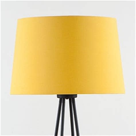 Yellow Floor L Shade Yellow Floor L Shade Light Years Yellow Floor Shade And Nickel Base The Land Of Nod Sale