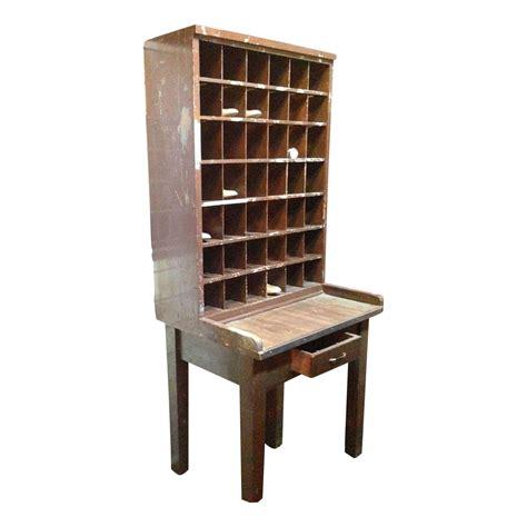 Post Office Desk Post Office Desk Or Bar Chairish