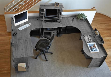 2 person l shaped computer desk complete desk home office small office