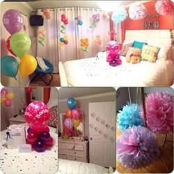 17 best ideas about birthday room surprise on pinterest