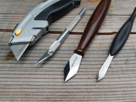 woodworking marking knife yoav liberman explains how to use marking knives part two
