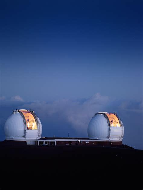 maunakea summit   keck observatory