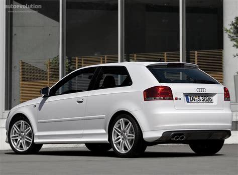 Audi S3 2008 by Audi S3 Specs 2006 2007 2008 Autoevolution