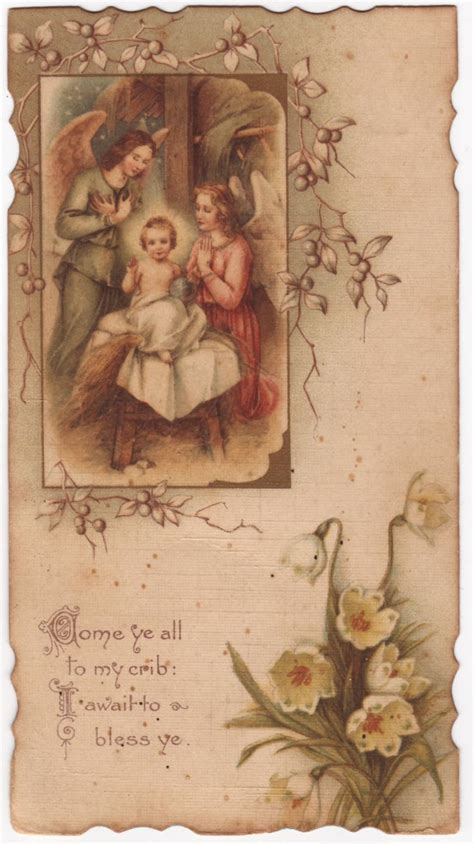 vintage prayer 33 best images about holy prayer cards on