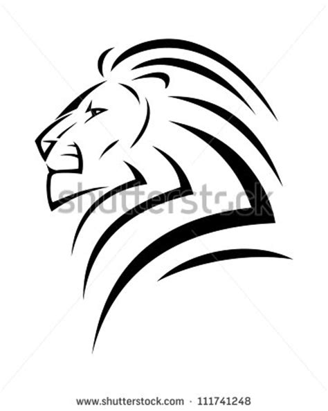 simple lion tattoo 82 design sketches
