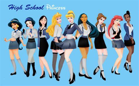schoolgirl princess backgrounds disney princess images high school princess hd wallpaper