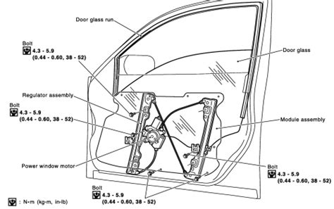 2004 infiniti g35 penger window diagram infiniti auto