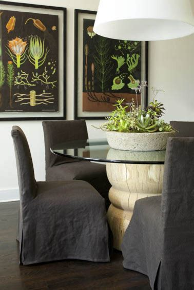 grey and white dining chair covers edgewood townhouse modern atlanta by niki papadopoulos