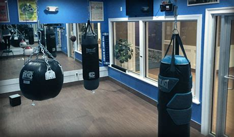 the boxing room amenities maximus riverhead