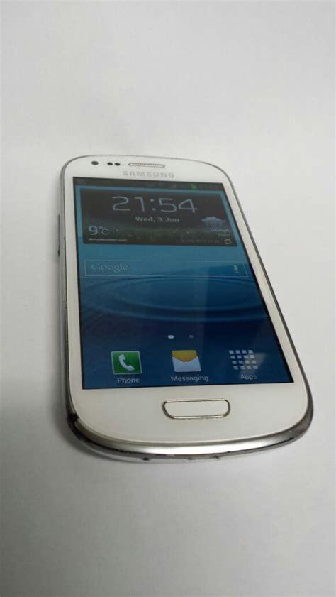 Memori Samsung S3 Mini Original 100 cell phones smartphones samsung galaxy s3 mini white was sold for r800 00 on 5 jun at 12 54