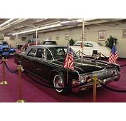 1962 Lincoln Continental Towne Limousine President
