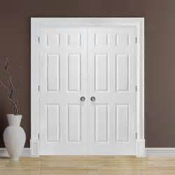Home Depot Interior Double Doors by Interior Bifold French Doors Home Depot House Of Samples