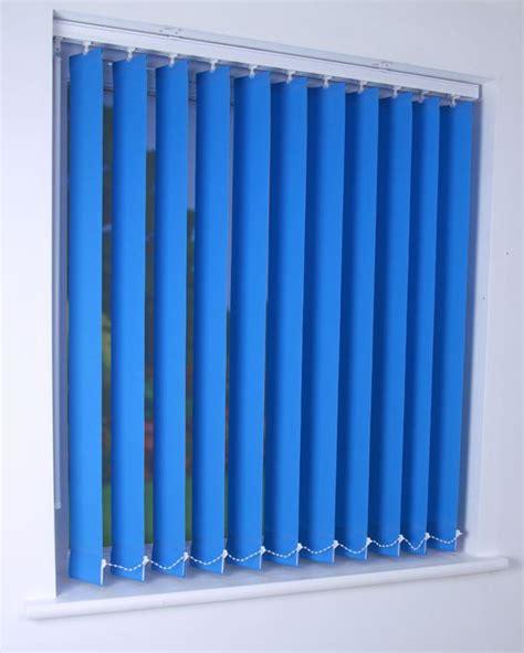 Blue Vertical Blinds bermuda plain vertical blind in light blue quality made