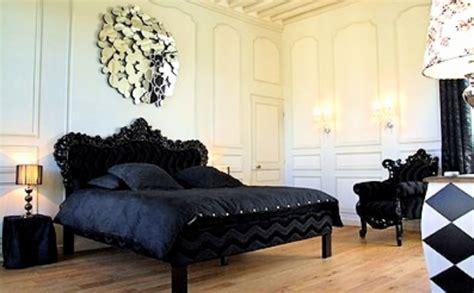 deco chambre lit noir d 233 coration baroque tout savoir sur le style baroque dans