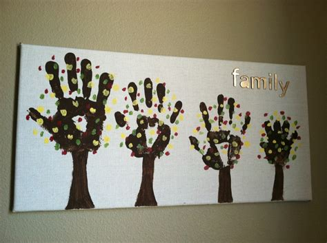 family craft projects diy family tree craft craft projects