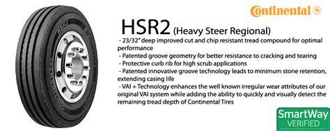 Ban Continental Hsr M 11r22 5 continental hsr2 11r22 5 148 145l h16 tires direct