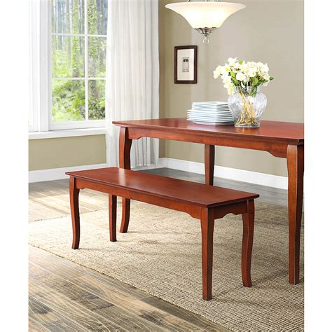 cherry dining bench better homes and gardens ashwood road 6 piece dining set