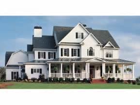 Farm Style House Plans Farmhouse Plans At Eplans Com Country House Plans And