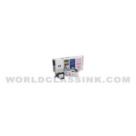 Cartridge 81 Warna Light Magenta hp designjet 5500ps dye printhead design jet 5500ps dye