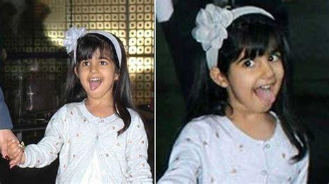 Akshay Kumar's daughter Nitara TEASES photographers - YouTube