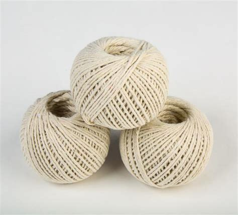 Supplies For String - white cotton twine wire rope string basic craft