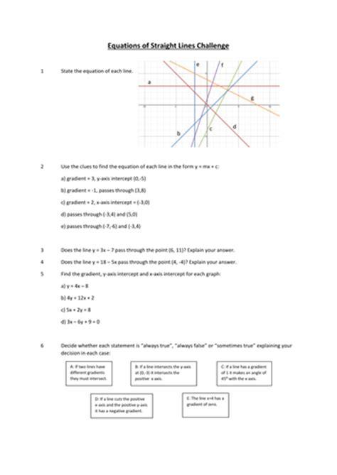 Drawing Y Mx C Worksheet by Number Names Worksheets 187 Drawing Line Graphs