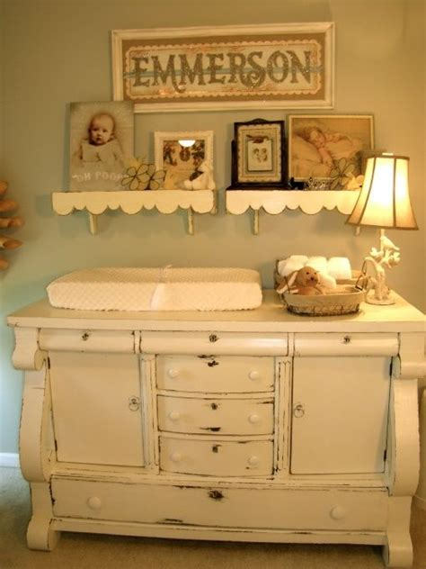 Shabby Chic Changing Table 1000 Ideas About Antique Baby Nurseries On Mirror Tray Baby Nursery Decor And
