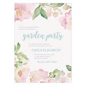 garden invitation template best 25 garden invitations ideas on