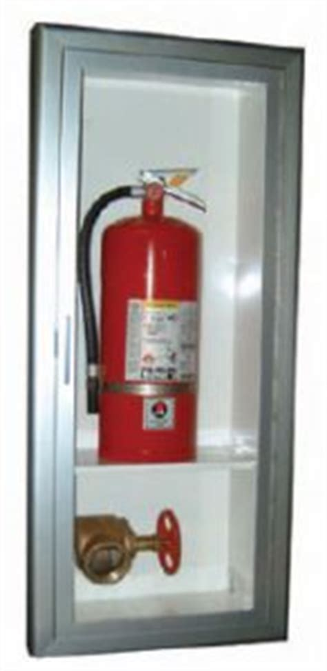 Extinguisher Shelf by J L Hose Equipment And Valve Cabinets Fox Valley