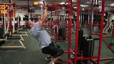 close grip lat pulldown bodybuilding wizard