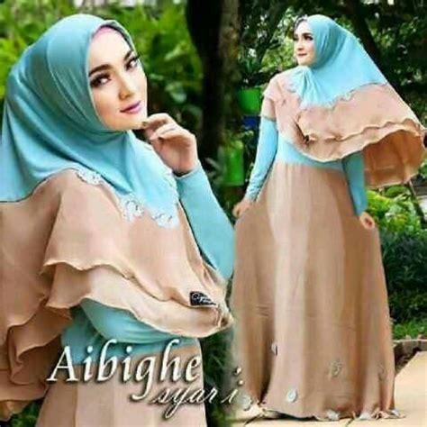 Baju Gamis Muslim Cantik baju gamis muslim syari murah modern cantik model terbaru