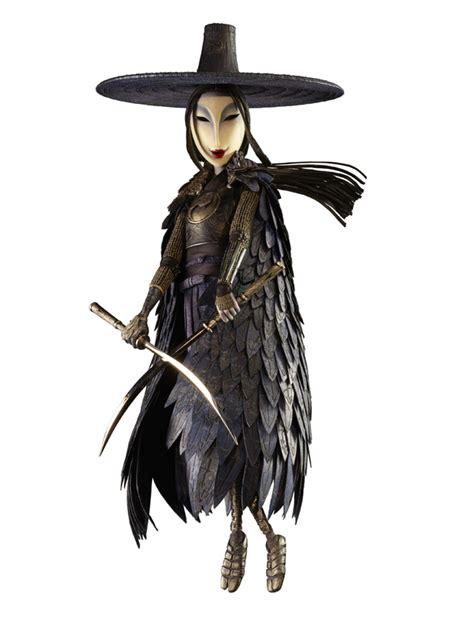 animated people kubo costume designer deborah cook