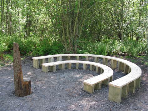 school outdoor seating school grounds development