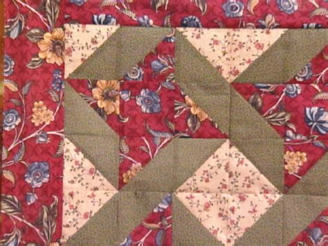 Ideas For Patchwork - basic quilting tips hgtv
