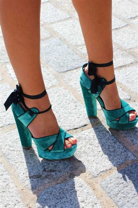 teal shoes heels 77 best turquoise shoes images on shoes heels