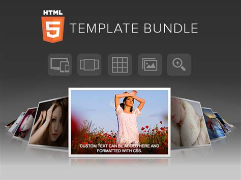 html5 sle template the ultimate html5 template bundle stacksocial