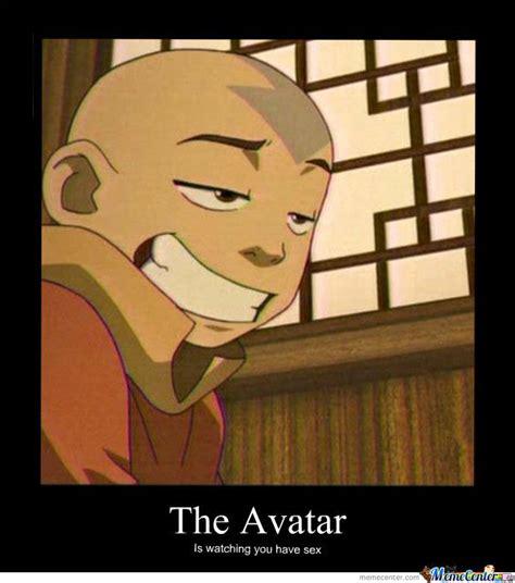 Avatar Memes - someones going avatar state by icantseeyou888 meme center