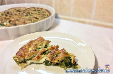 torte salate torta salata con spinaci stracchino e torta salata di spinaci e stracchino idea rustica