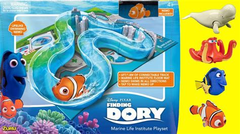 Disney Robo Fish Swimming Finding Dory Bailey finding dory toys swimming in marine institute