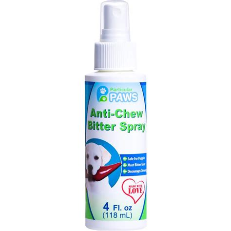 anti chew spray for dogs buy anti chew bitter spray for dogs