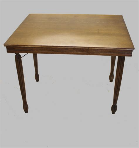 quarter table bargain s antiques 187 archive quarter oak folding card table bargain s antiques