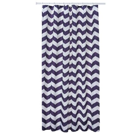 purple chevron curtains wilko chevron shower curtain purple at wilko com
