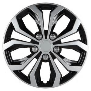 Car Wheel Covers Shopping India 14 Inch Hubcaps Spyder Performance Black Silver Wheel