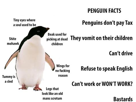 penguin facts for exciting facts about penguins facts about animals volume 18 books handy penguin facts for penguin haters an infographic