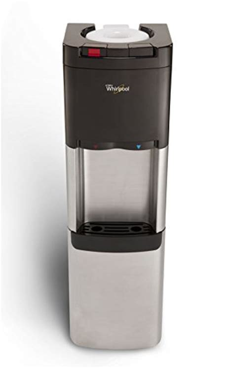 whirlpool stainless steel water cooler dispenser whirlpool commercial water cooler ice chilled