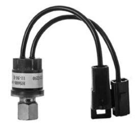 high pressure switch  closed   ac parts warehouse