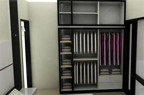 Lemari Pakaian Sederhana model lemari pakaian minimalis sederhana tak modern