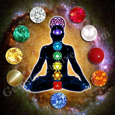 chakra therapy gemstones benefits of gemstones