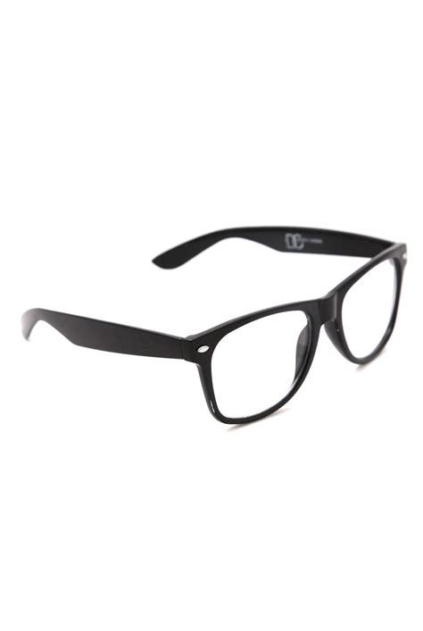 Harga Clear Lens oh fashion retro optical half frame clear lens glasses